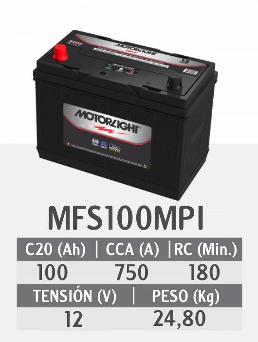 MFS100MPI