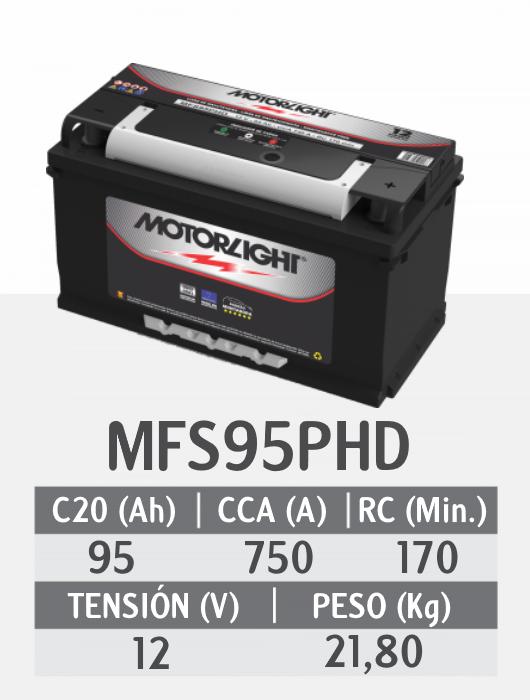 MFS95PHD