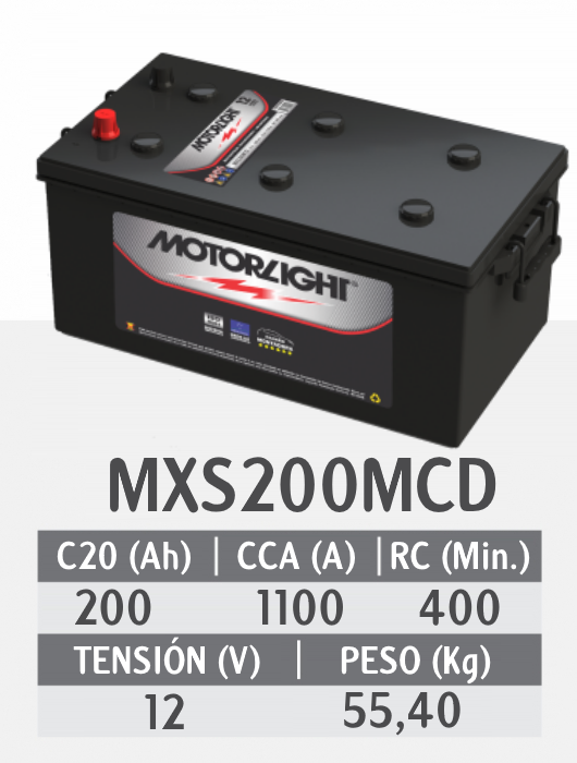 MXS200MCD